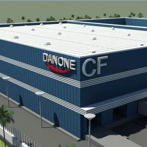 Projet Danone Meknes